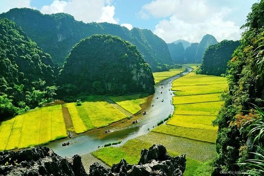 HOA LU - TAM COC LUXURY TOUR (1 DAY)