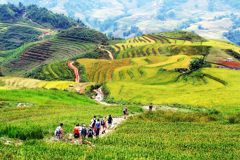 SAPA TOUR BY BUS/LUXURY VAN - 2 DAYS - 1 NIGHT - HOTEL